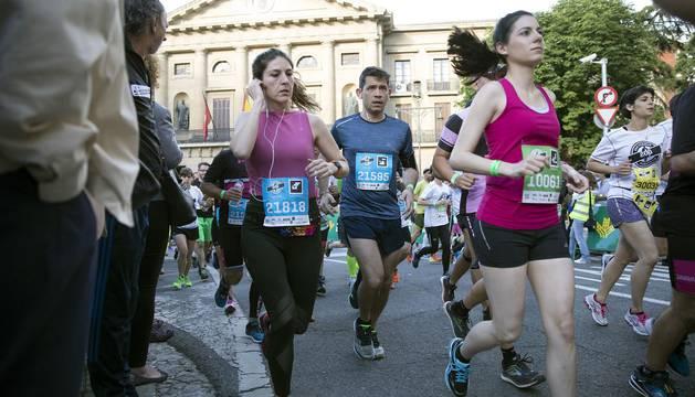 San Fermín Marathon de 2018