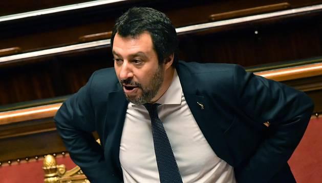 Matteo Salvini anuncia un censo de gitanos aunque