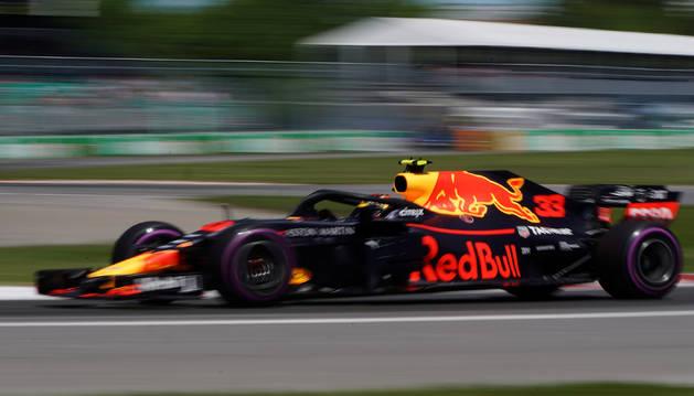 Red Bull trabajará con Honda en 2019 y 2020