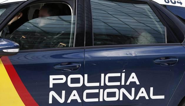 foto Coche de la Policía Nacional.