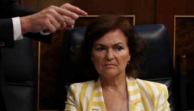 Carmen calvo sobre gestaci n subrogada el deseo de for Derecho de paternidad