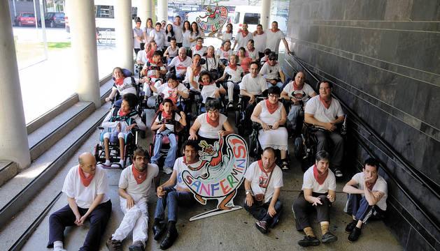 "Aspace reivindica unos Sanfermines ""con respeto"""