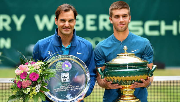 Federer Coric