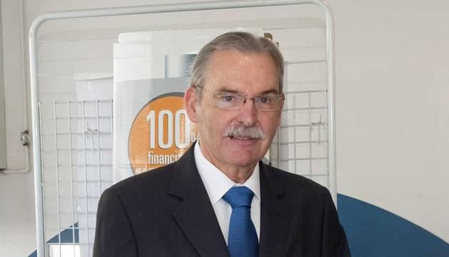 Joaquín Fernández Eraso, nuevo presidente de Banco de Alimentos de Navarra