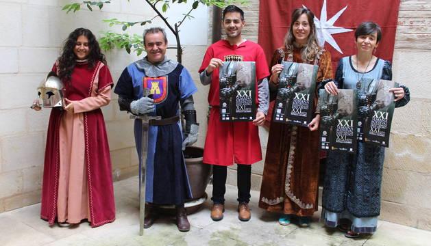 La Semana Medieval aspira a Fiesta de Interés Turístico de Navarra