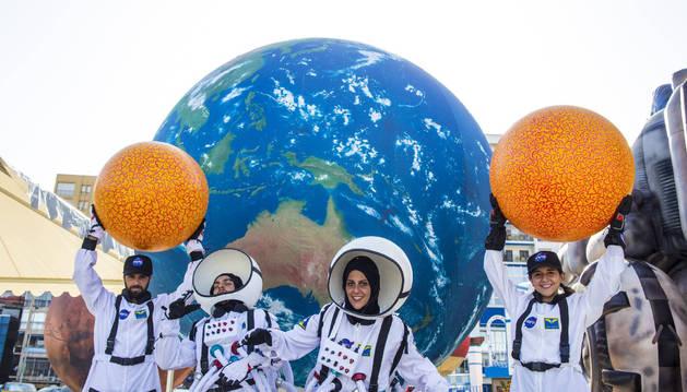 Carlos III se convierte este sábado en una pista de aterrizaje espacial