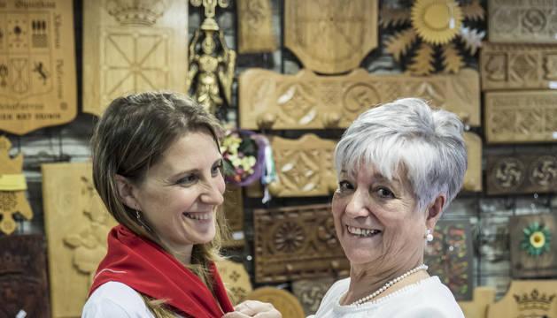 San Fermín en femenino: Isabel Lima y Beatriz López Lima, linaje anudado