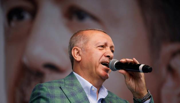 foto de El presidente de Turquía, Recep Tayyip Erdogan.
