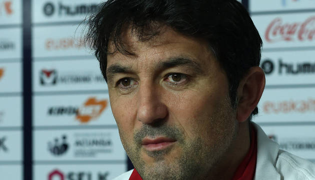 Braulio Vázquez, director deportivo de Osasuna.