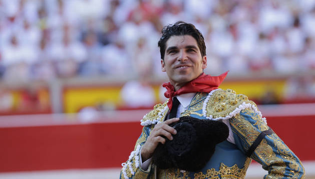 Cayetano regresa a Pamplona tras su triunfal presentación del año pasado.