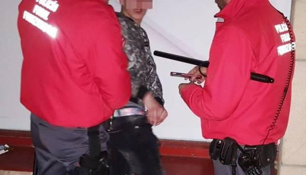 La Policía Foral lleva 200 detenidos este año por violencia de género en Navarra