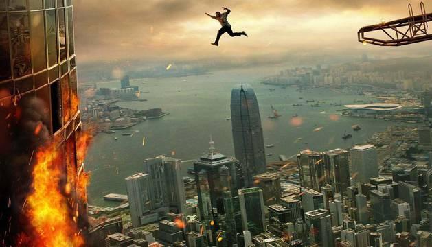 'El rascacielos' y la comedia 'El verano de mi vida', entre los estrenos de cine