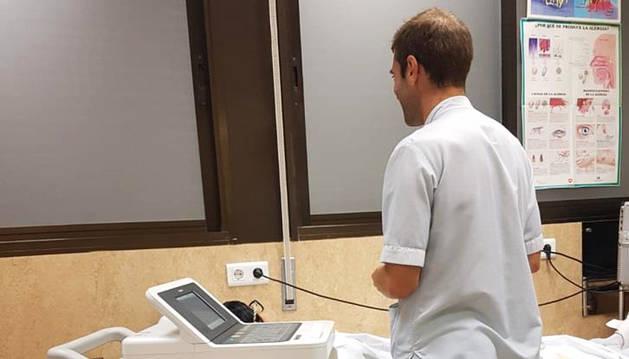 El Hospital de Tudela reduce de 10 días a 5 horas el tiempo medio de espera