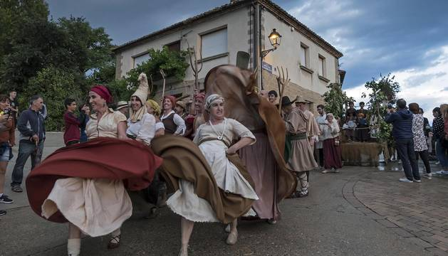 Jornada de brujería en Bargota