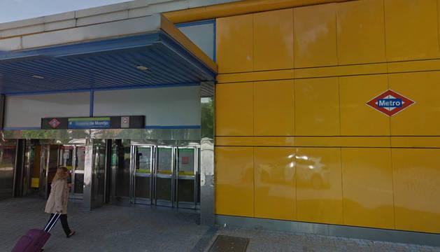 Muere un hombre en Madrid arrollado por el Metro tras ser empujado a las vías