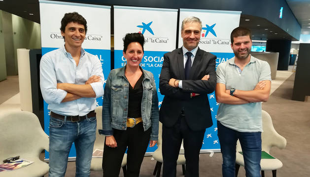 Obra Social La Caixa destinará 72.000 euros en Navarra contra la pobreza infantil