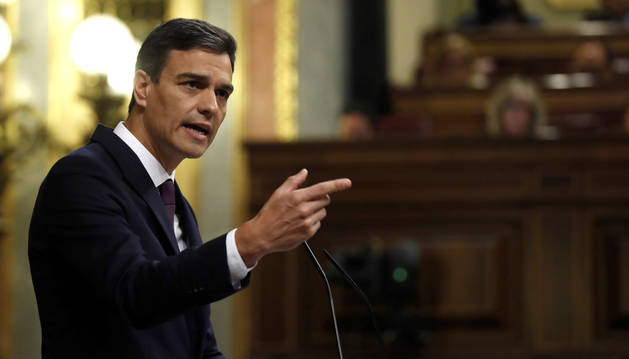 Sánchez anuncia que prohibirá por ley nuevas amnistías fiscales
