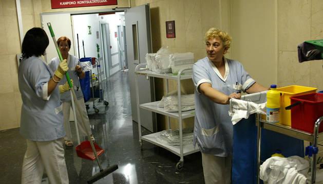 Autorizada la contratación de la limpieza de los centros de Atención Primaria del SNS
