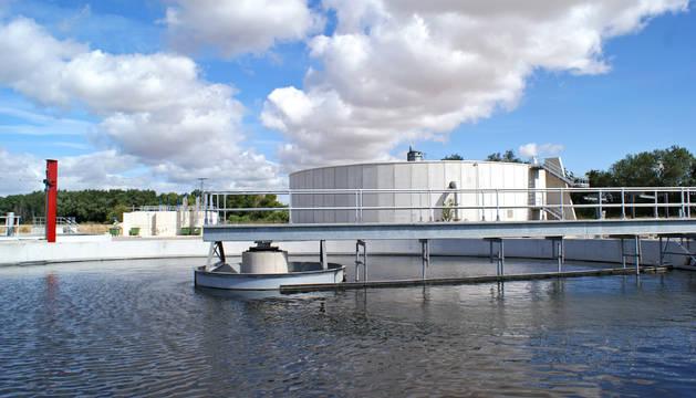 Navarra depuró más de 75,6 millones de m3 de agua residual en 2017