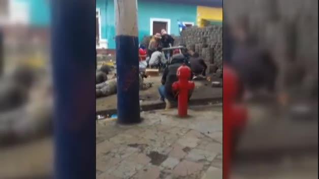 Las Fuerzas de Seguridad dejan varias víctimas en el asalto a Masaya, bastión de la resistencia en Nicaragua