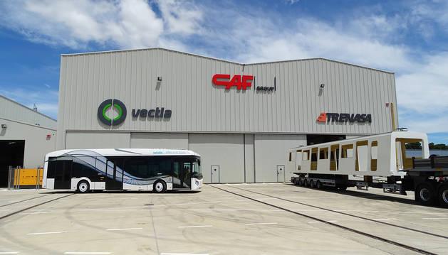La línea 9 de Pamplona será la primera 100% eléctrica de Navarra