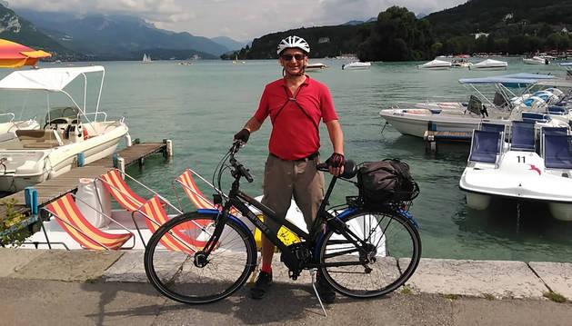Jesús Álvarez reside desde 1994 en Luxemburgo.