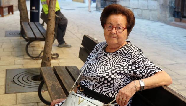 Mari Carmen Arano será homenajeada el 27 de julio