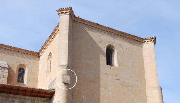 El más antiguo reloj con fecha, en Lerín