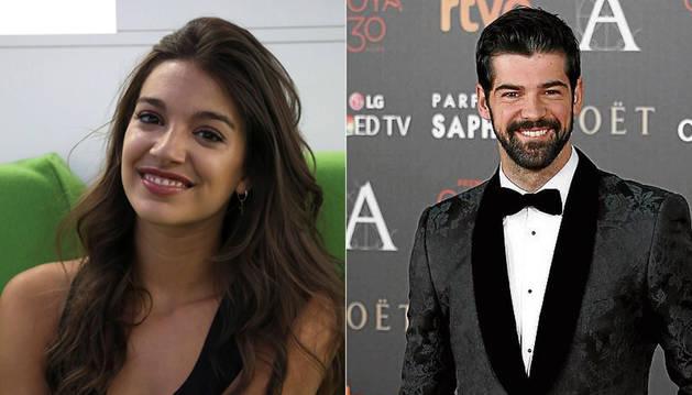 Ana Guerra y Miguel Ángel Muñoz