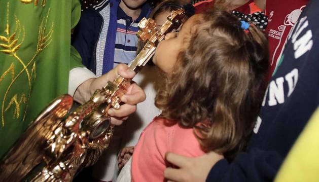 Fotos del Día del Niño en San Miguel de Aralar