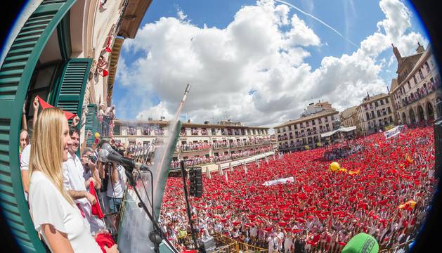 Programa de las Fiestas de Santa Ana de Tudela