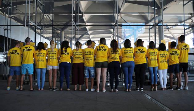 Ryanair cancela 29 vuelos en España con 65.000 pasajeros afectados