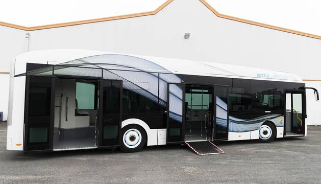 Modelo de autobús Veris 12