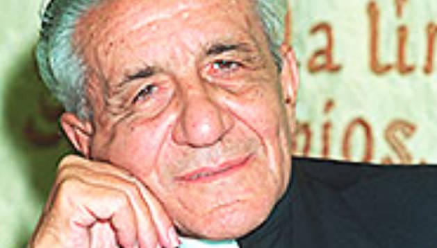 Fallece el sacerdote Carmelo de Diego Lora, profesor emérito de la UN