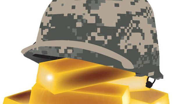 Un supuesto marine estadounidense destinado en Irak estafa a dos navarras