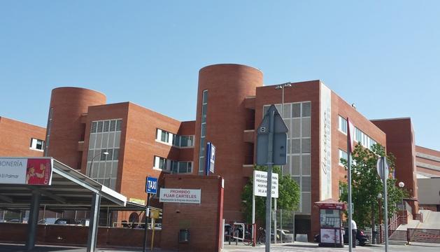 Hospital Virgen de la Arrixaca, donde se encuentra hospitalizada la mujer