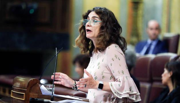 El Congreso rechaza el techo de gasto del Gobierno, apoyado solo por el PNV