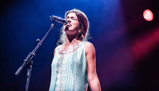 Amaia Romero congregó a más de 1.700 personas este sábado con su concierto en el Teatro Real de Madrid.