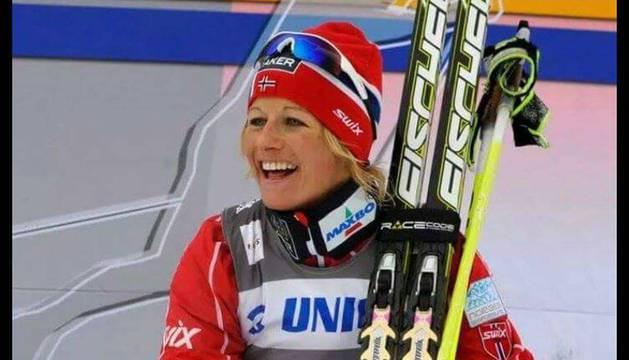 Muere a los 38 años la esquiadora y campeona olímpica noruega Vibeke Skofterud