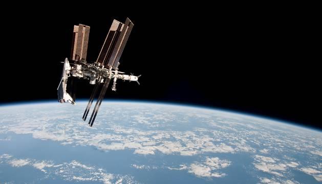 La Estación Espacial se convierte en el punto más frío del Universo