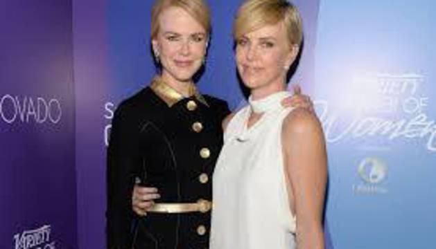 Nicole Kidman y Charlice Theron