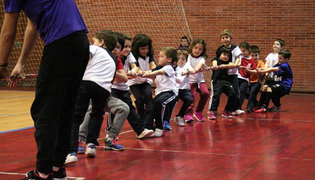 El Gobierno de Navarra ofrece subvenciones para Programas Multideporte dirigidos a niños