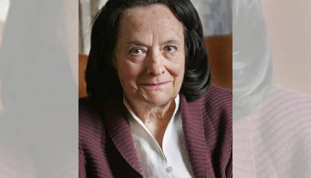 La escritora fallecida Lluïsa Forrellad.