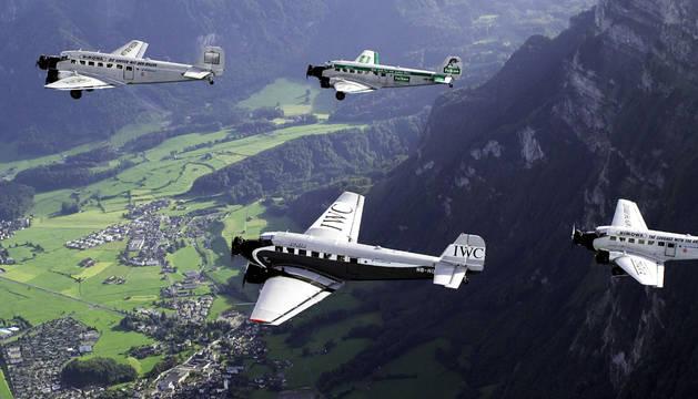 Mueren 20 personas en el accidente de una avioneta en los Alpes suizos