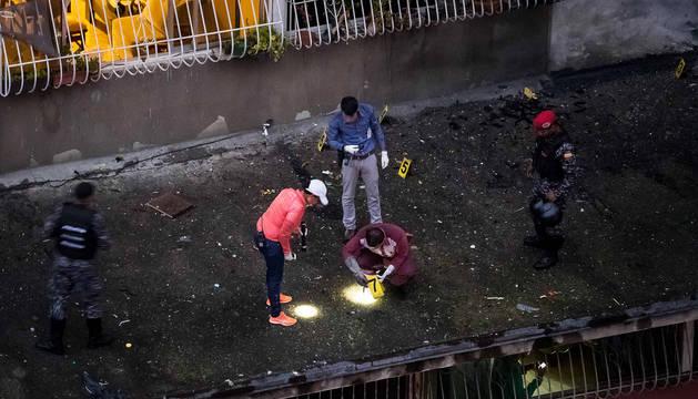 Maduro acusa a Colombia y la ultraderecha de atentar contra su vida