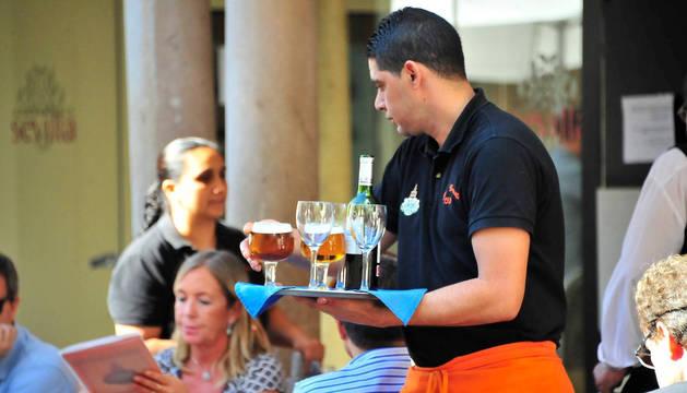 El empleo turístico en Navarra crece un 14,9% en el segundo trimestre del año