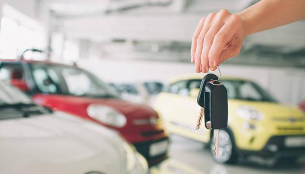 El número de vehículos de ocasión vendidos en Navarra ha sido de 2.684.