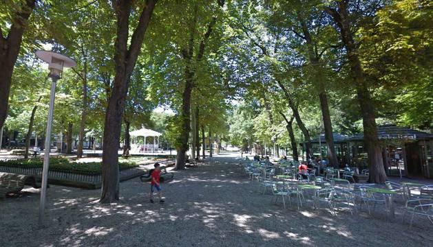 Denuncian una agresión en un parque durante las fiestas de Vitoria