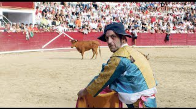 Actuación de Deibiz Eraso en la plaza de toros de Estella