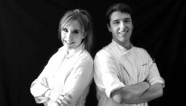 Jaione Aizpurua y Aaron Ortiz llevarán su cocina a Irlanda.
